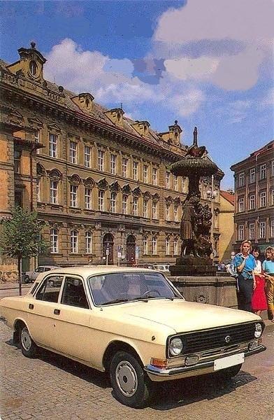 ГАЗ — 24, Волга от 1 600 руб./час