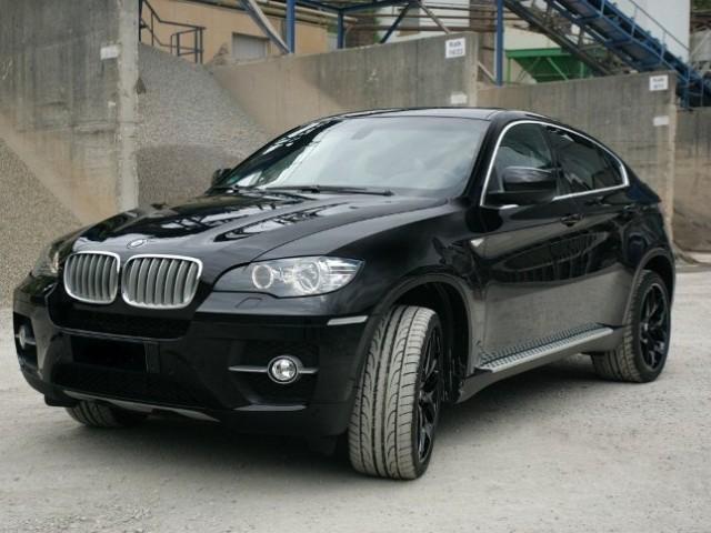 BMW X6 (БМВ Х6) 2011 год - копия