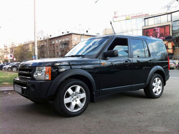 Land Rover Discovery 3 2