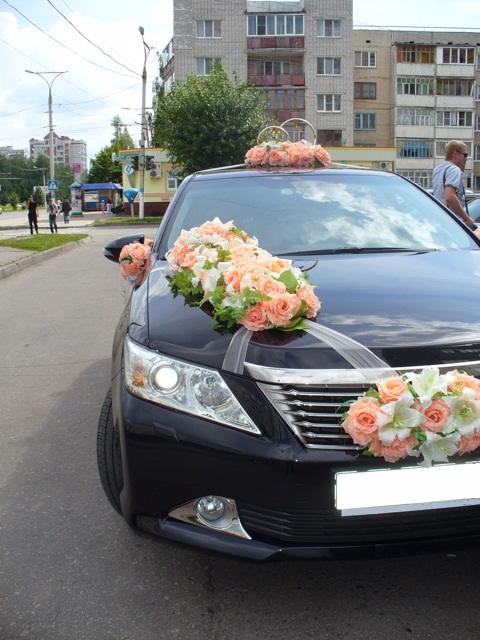 Toyota Camry, цвет черный6