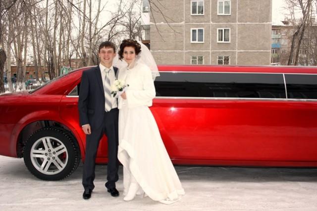 Свадьба, декабрь