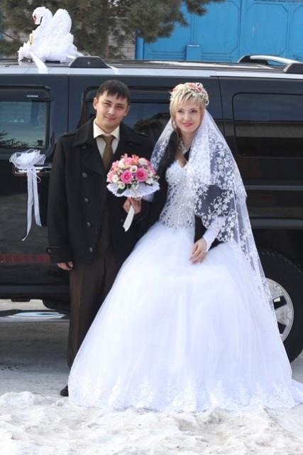 Свадьба, январь
