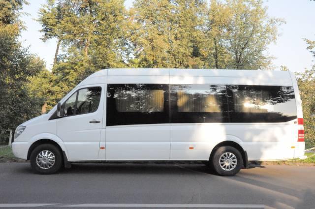 Автобусы mercedes sprinter xxxl