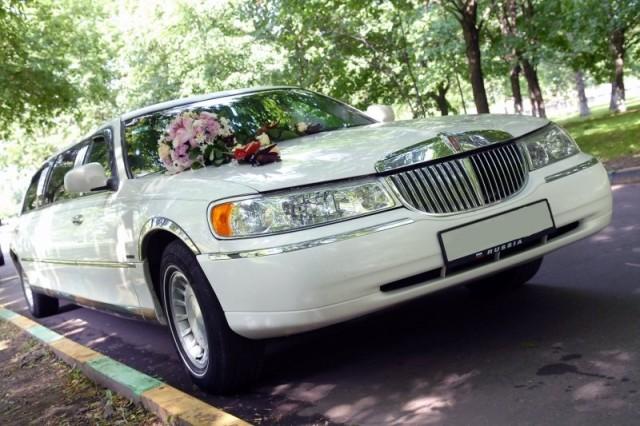 Линкольн Таун Кар (Lincoln Town Car), 8 мест